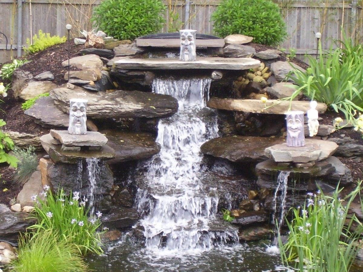Искусственный водоём на даче своими руками: правила 13