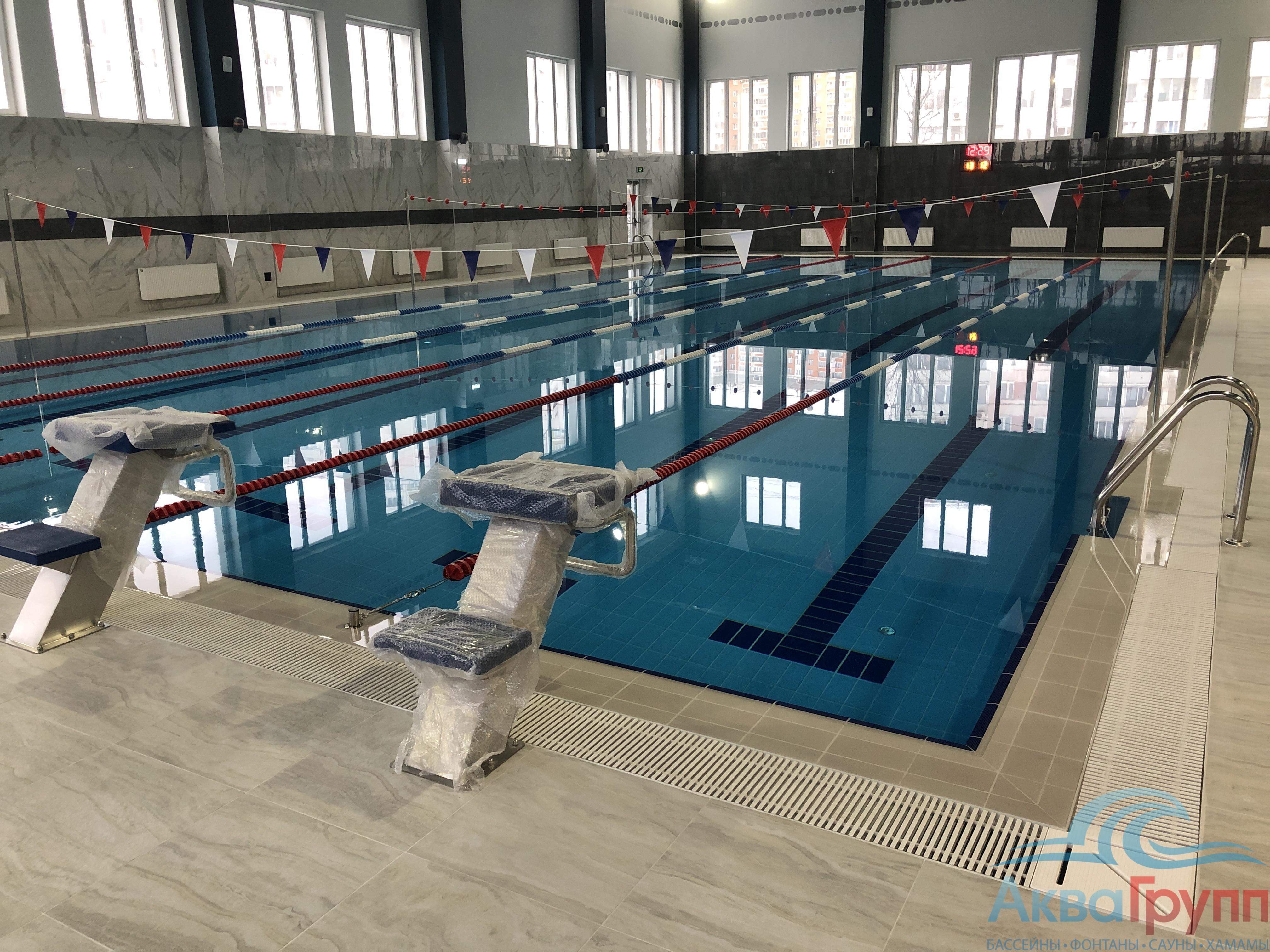 Мегагринн курск бассейн фото